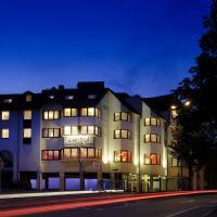 Central Hotel, hotel a Villingen-Schwenningen