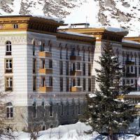 Maloja Palace Residence Engadin-St Moritz CO2-Neutral
