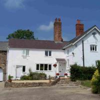Broncoed Uchaf Farmhouse B&B