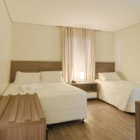 Umbu Hotel Porto Alegre - Próx ao hospital Santa Casa - Possui estacionamento