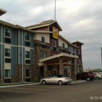 My Place Hotel-Jamestown, ND