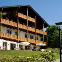 Alpenvilla Berchtesgaden Hotel Garni, hotel sa Berchtesgaden