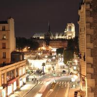 Paris Interiors Rentals - Le Marais Notre Dame