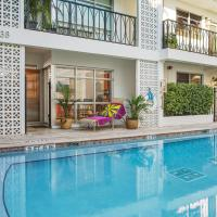 South Beach Poolside Apartment