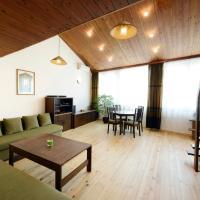 Artistic penthouse