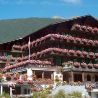 Hotel Gletschergarten, hôtel à Grindelwald