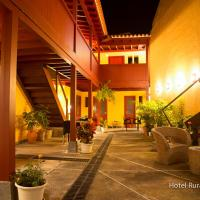 Hotel Rural Casa Lugo, hotel in Agulo