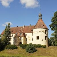 Viesnīca Jaunpils Castle Jaunpilī