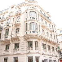 Malaga Center Flat Luxury