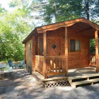Lake George Escape Two-Bedroom Rustic Cabin 63