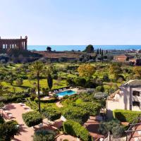 Hotel Villa Athena, hotel in Agrigento