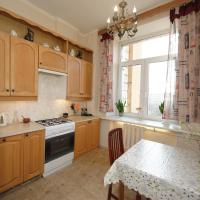 Apartments on ulitsa Tipanova