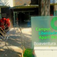 Campus Liberdade Flat, hotel near Belo Horizonte/Pampulha – Carlos Drummond de Andrade Airport - PLU, Belo Horizonte