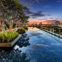 JEN Singapore Orchardgateway by Shangri-La (SG Clean), отель в Сингапуре