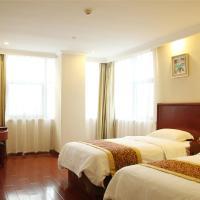 GreenTree Inn Beijing Tongzhou District Gengzhuang Friendship Hospital Express Hotel