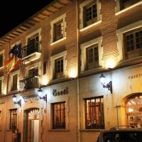 Hotel Gaudi, hotel in Astorga