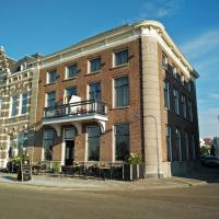 Loskade 45, hotel u gradu Midelburg
