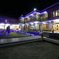 Hotel Charu Palace