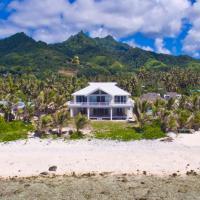 Seaside Beachfront Villas Rarotonga