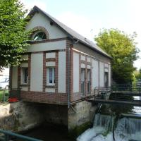 Gîte l'Atelier du Moulin