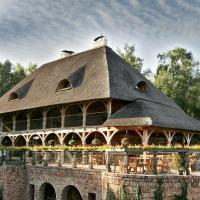Zabytkowy Spichlerz w Olsztynie koło Częstochowy