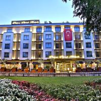 Dosso Dossi Hotels & Spa Downtown, хотел в Истанбул