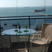 Flat Vista Completa Beira Mar