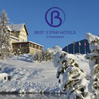 Hotel Waldhaus am See, hotel a Sankt Moritz