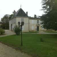 Chateau La Mothe Charente