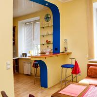 Apartment on Kommunisticheskaya 32