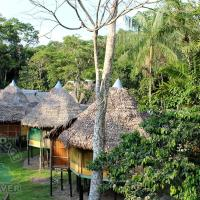 Cumaceba Amazon Lodge, hotel in San Pedro