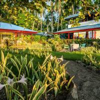 Kurma Eco Beach Lodge