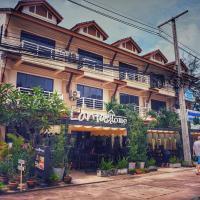 Lanta@home, hotell i Koh Lanta