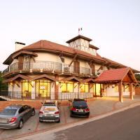 Moinho Itália Hotel, hotel em Campos do Jordão