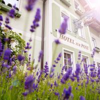 Das Grüne Hotel zur Post - 100 % BIO
