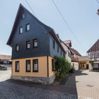 Ideal apartment in Wurtha- Farnroda Thuringia, with barbecue