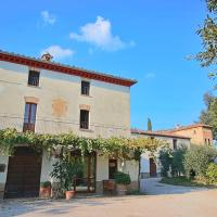 Cozy Farmhouse in Umbertide with Swimming Pool