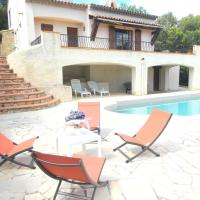 Elite Holiday Home in Tourtour France with Private Pool
