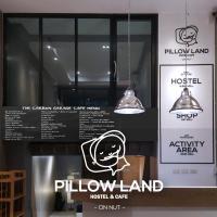 Pillow Land Onnut