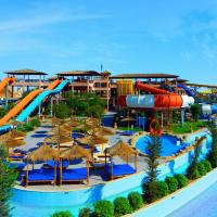 Jungle Aqua Park (Families and Couples Only)