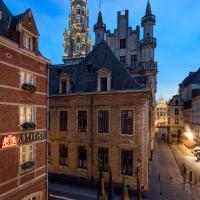 Rocco Forte Hotel Amigo, hotel in Brussels