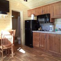 Palm Springs Camping Resort Cabin 1