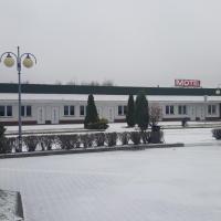 Motel przy stacji Amic