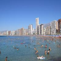 Exclusive Apartment on the Levante Beach