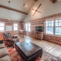 Cowboy Heaven Cabins-3 Rustic Ridge