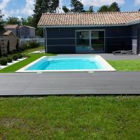 Villa avec Piscine Lac de Sanguinet