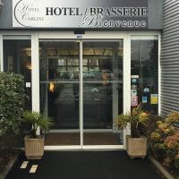 Hotel Carline, hotel in Caen