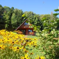 Eko Bajka - całoroczne domki w górach