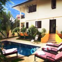 3 Bedroom Seafront Villa with Bay View Koh Phangan