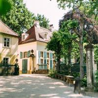 Hotel Villa Sorgenfrei & Restaurant Atelier Sanssouci, hôtel à Dresde